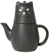 Cat Ceramic Tea Set (2 PC )