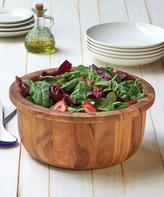 Ironwood Gourmet Acacia Wood Salad Bowl