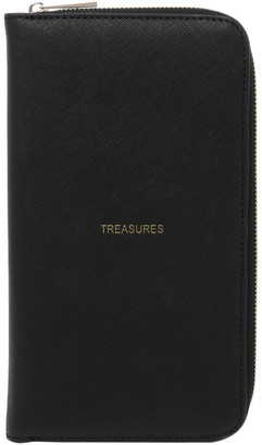 Design Studio Jewellery Wallet Black