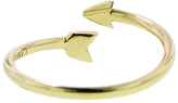 Finn Arrow Ring - Yellow Gold