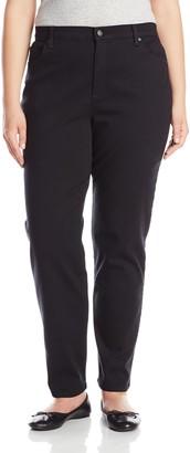 Gloria Vanderbilt Women's Plus Amanda Classic Fit Jean