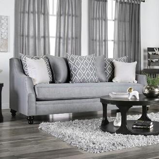 Wilson Canora Grey Sofa Canora Grey Fabric: Gray