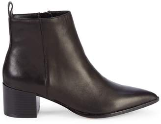 Saks Fifth Avenue Emerson Leather Chelsea Boots