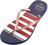 Havaianas Women's Slim Nautical Flip Flop 8156081