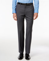 Lauren Ralph Lauren Men's Classic-Fit Charcoal Houndstooth Dress Pants