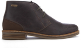 Barbour Readhead Leather Chukka Boots Rustic Brown