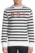 Billionaire Boys Club Bee Bee See Striped Sweater