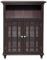 Elegant Home Fashions Neal Double Door Floor Cabinet