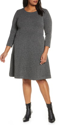 Leota Carly Fit & Flare Dress