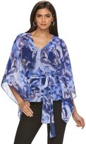 JLO by Jennifer Lopez Women's Caftan Top