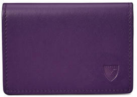 Aspinal of London Accordion Credit Card Holder