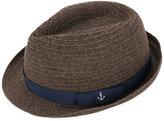 Familiar woven sun hat - kids - Polyester - 50 cm