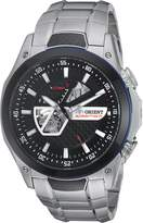 Orient Men's SDA05001B0 SpeedTech Automatic Analog Display Japanese Automatic Silver Watch