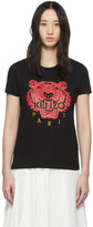 Kenzo Black Limited Edition Chinese New Year Classic Tiger T-Shirt
