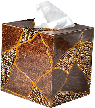 Mike and Ally Mike & Ally Genesis Boutique Tissue Box Cover
