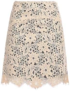Sandro Lace Mini Skirt