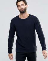 ONLY & SONS Textured Knitted Sweater