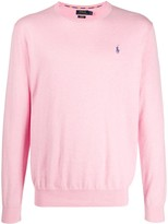 Polo Ralph Lauren Embroidered Logo Jumper
