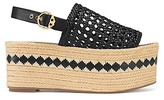 Tory Burch Dandy Platform Espadrilles Sandals
