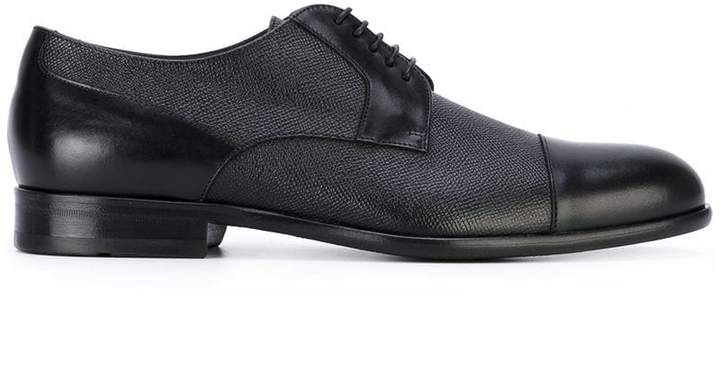 HUGO BOSS Manhattan Derby shoes