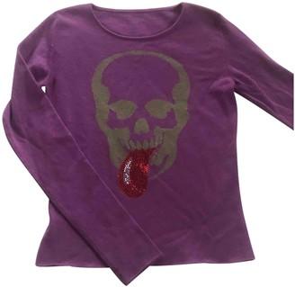 Lucien Pellat-Finet Lucien Pellat Finet Purple Cashmere Knitwear for Women