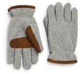 Jack Spade Knit Ski Gloves