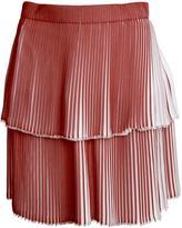Designers Remix Para Layered Skirt