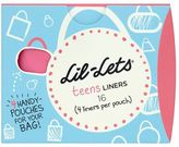 Lil Lets 2 Lil-Lets teens Liners 16 pack
