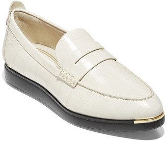 Cole Haan Grand Ambition Troy Leather Penny Loafer