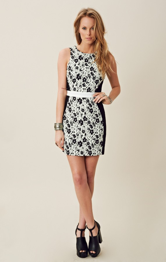 Finders Keepers Fools Gold Dress