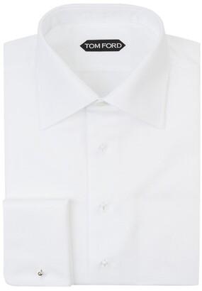 Tom Ford Pique Cocktail Shirt