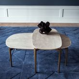 west elm Bridging Ellipse Coffee Table