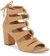 424 Fifth Ladonna Suede Sandals