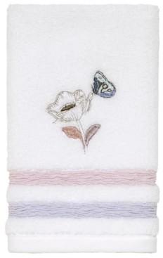 Avanti in the Garden Fingertip Towel Bedding
