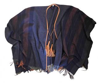 Hermes Blue Cashmere Jackets