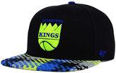 '47 Sacramento Kings HWC Ruffian Snapback Cap