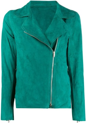 Salvatore Santoro Long Sleeve Zipped Jacket