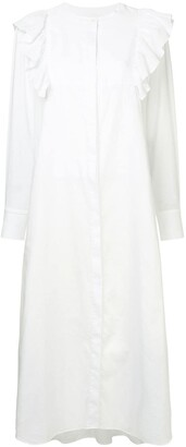 macgraw Signal shirt dress