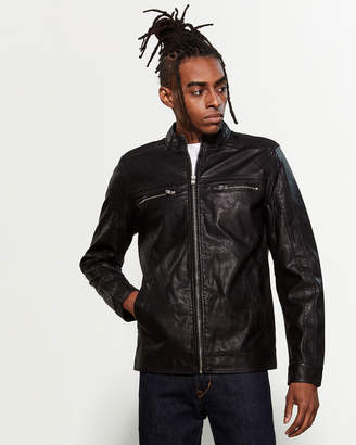 X-Ray X Ray Faux Leather Moto Jacket