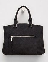 VIOLET RAY Cole Satchel Bag