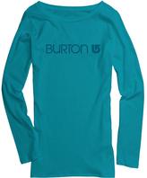Burton Shorebreak Logo Long-Sleeve Tee