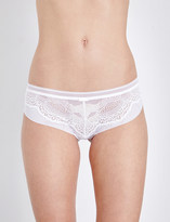 Triumph Beauty-full Darling lace and mesh hipster briefs