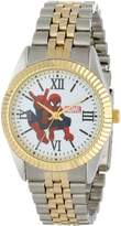 Spiderman Marvel Comics Men's W000559 Two-Tone Status Watch