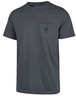 '47 Men's Seattle Mariners Hudson Pocket T-Shirt