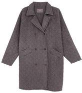 Melissa McCarthy Plus Quilted Denim Jacket