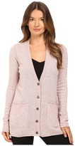 ATM Anthony Thomas Melillo V-Neck Donegal Cardigan Women's Sweater