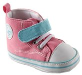 Luvable Friends Color Block High Top Sneaker (Infant)