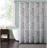 Pier 1 Imports Nealy Floral Shower Curtain