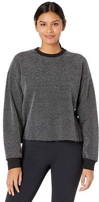 Nike Yoga Statement Collection Cover-Up 2 (Black/Dark Smoke Grey) Women's Clothing