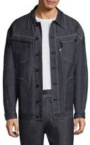 True Religion Urban Stitch Denim Jacket